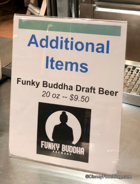 Funky Buddha Draft Beer at Everything Pop