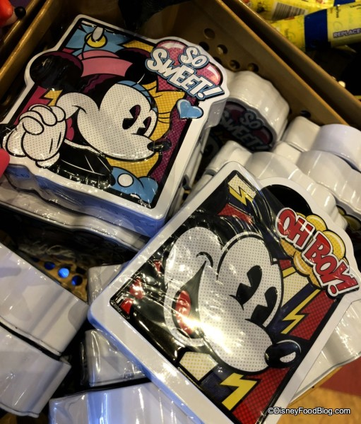 Mickey and Minnie Mints Tins at Goofy's Candy Kitchen