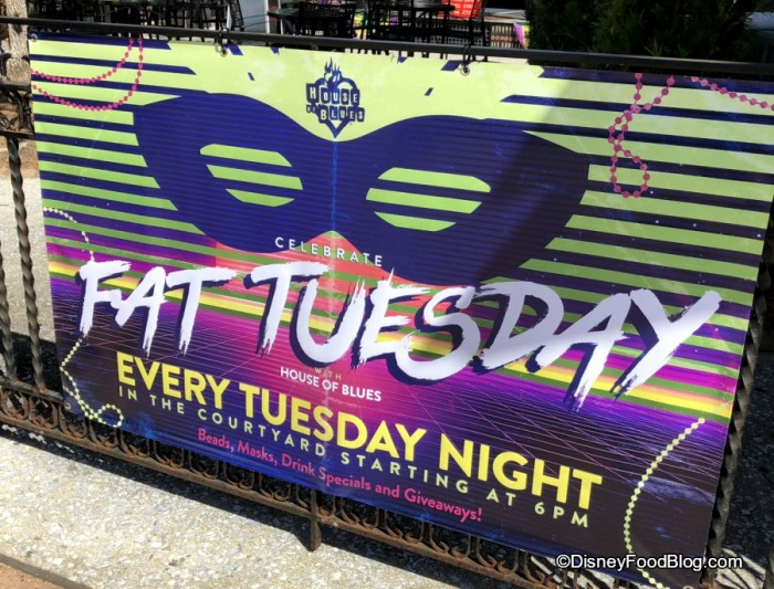 Fat Tuesdays at House of Blues