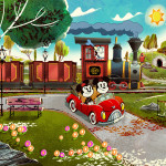 Mickey & Minnie's Runaway Railway Coming to Disneyland! PLUS New Opening Season for Disney's Hollywood Studios