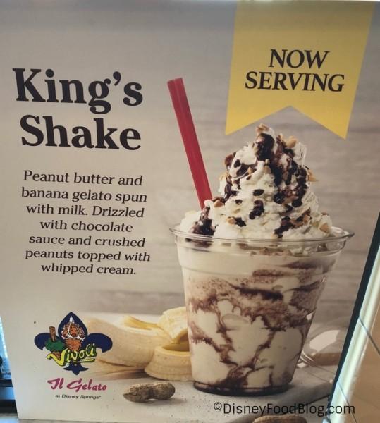 King's Shake
