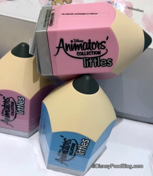 Littles Boxes