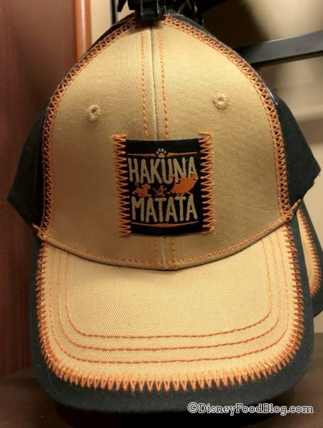 Hakuna Matata Cap