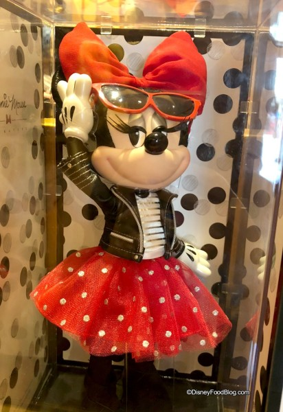 Here she is! Minnie Mouse Figurine -- Limited Edition!