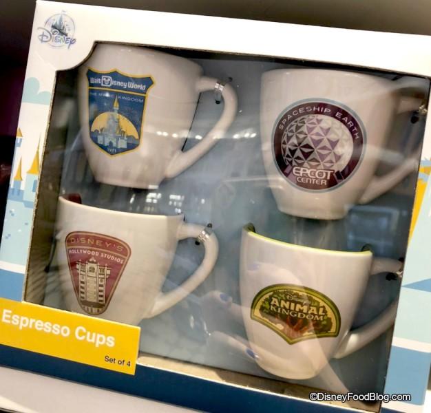 Four Parks Espresso Cups