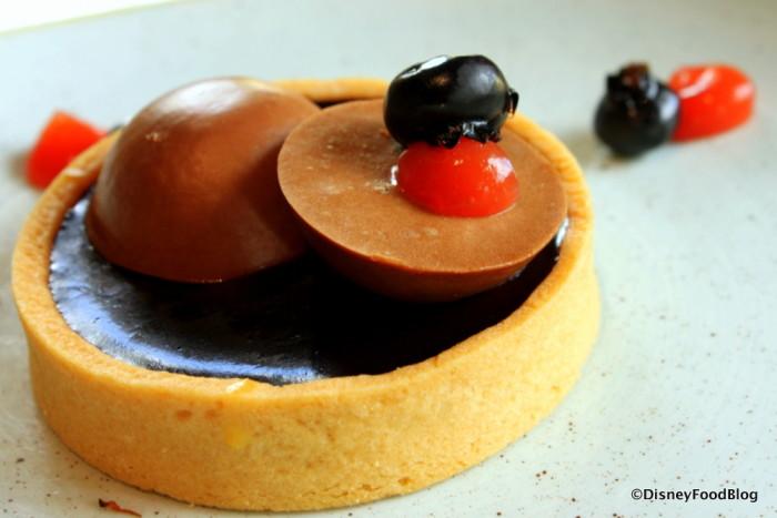 Chocolate-Orange Tart