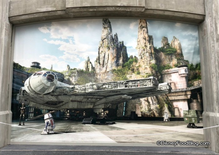 Galaxy Edge Concept Art