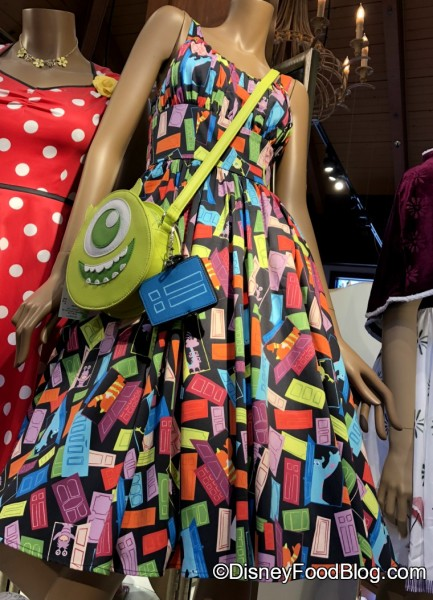 Monster, Inc., Dress at The Dress Shop!