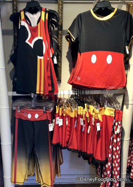 Tren-D Mickey Running Gear