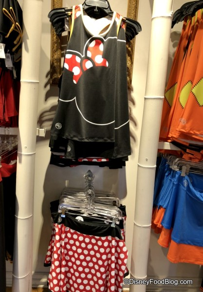 Minnie Mouse Running Gear