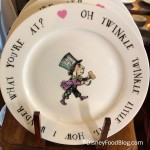 Alice in Wonderland Tea Party Dishware and More at Epcot's UK Pavilion