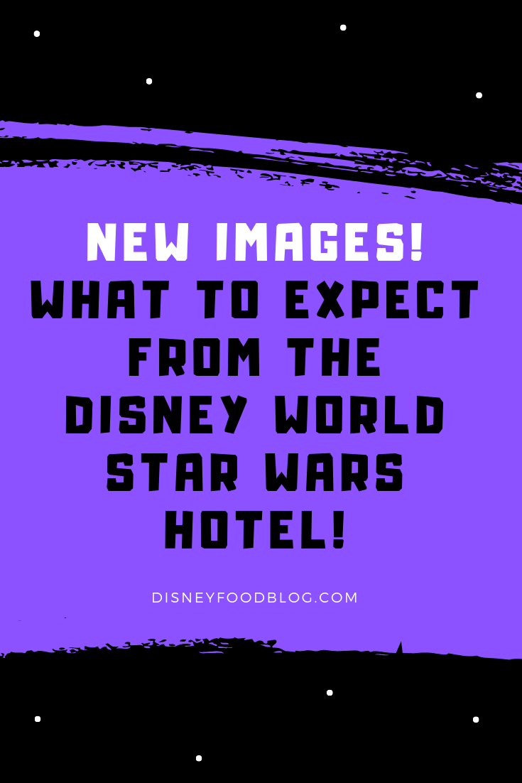 What to Expect From the Disney World Star Wars Hotel!