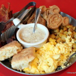Don't Forget to Order Ketchup at Whispering Canyon Cafe Breakfast in Disney World!