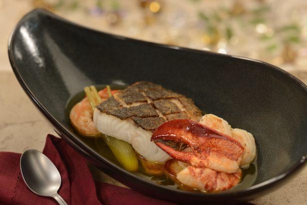 Seafood Bouillabaisse ©Disney