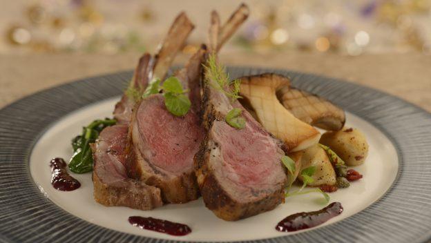 Roasted Lamb Chops ©Disney