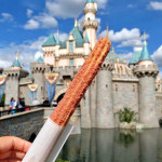 News! Rose Gold Churro in Disneyland