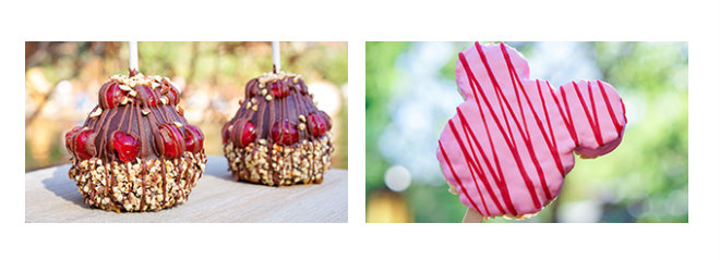 Disneyland Gourmet Treats of the Month ©Disney