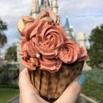 News! Rose Gold Ears Cupcake Debuts at Magic Kingdom!