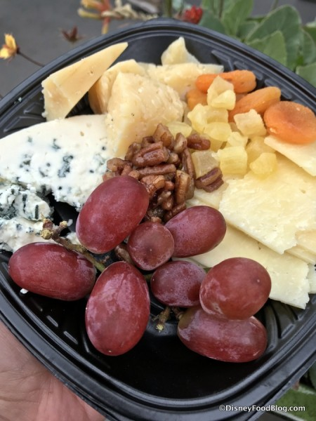 Selection of 3 California Cheeses - Point Reyes Blue, Vella Jack, and Fiscalini Cheddar
