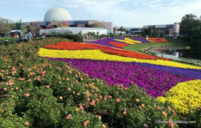 2018 Epcot Flower and Garden Festival