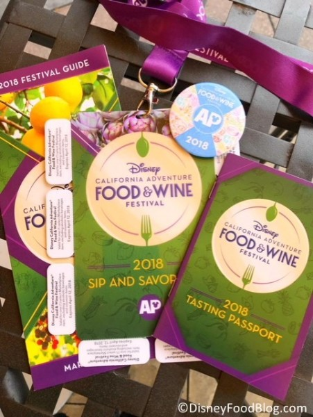 2018 Sip and Savor Pass
