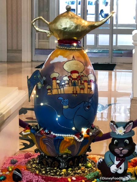 Aladdin Egg