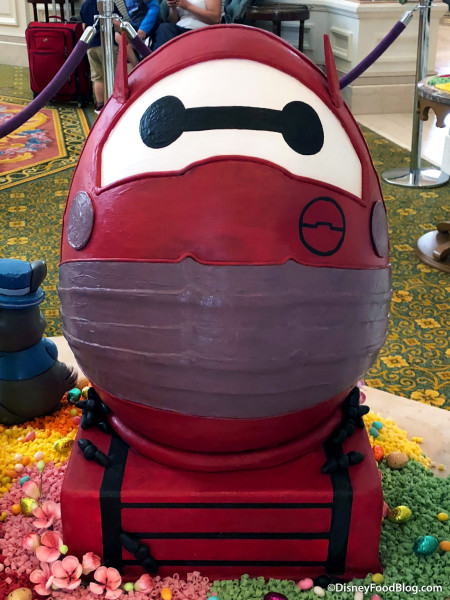 Big Hero 6Egg
