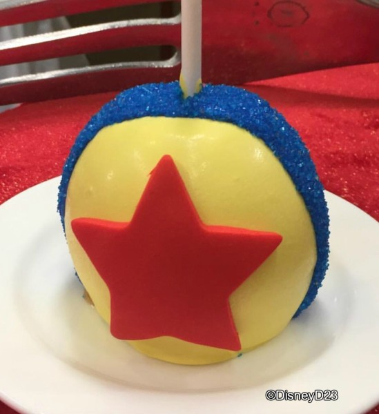 Pixar Ball Candy Apple