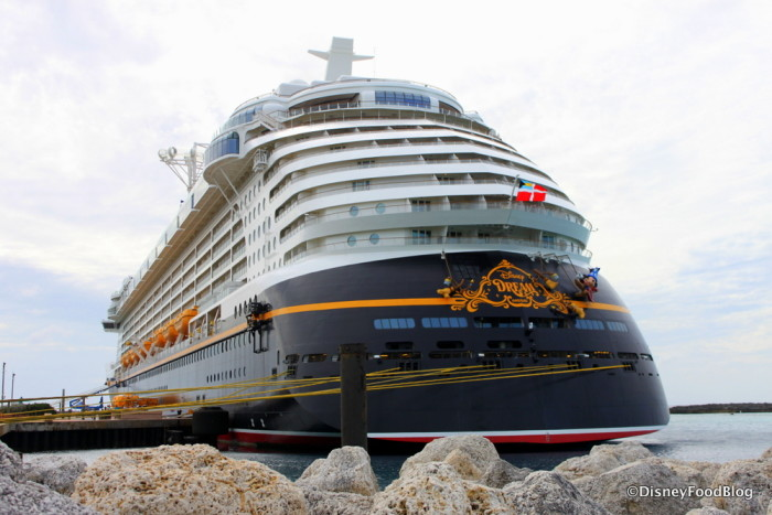 Disney Cruise Line's Disney Dream