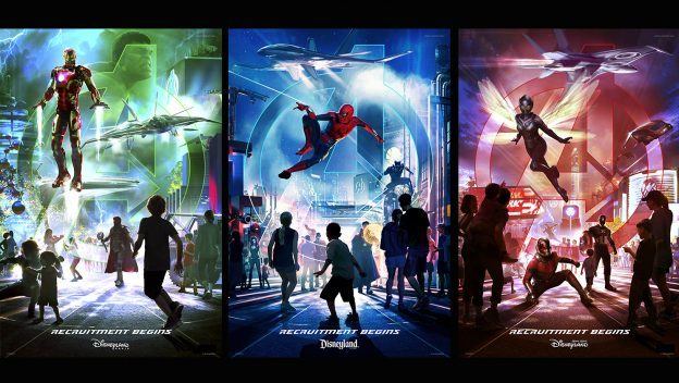 Marvel Posters ©Disney