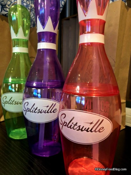 Splitsville Bottles