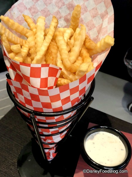 Cone of Fries