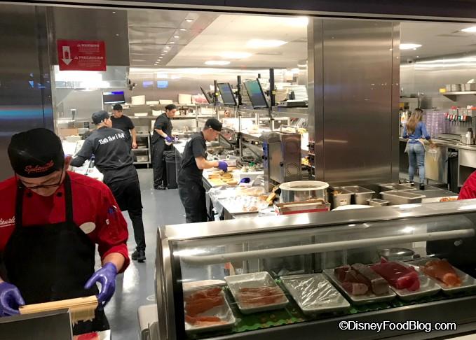 Splitsville Sushi Kitchen