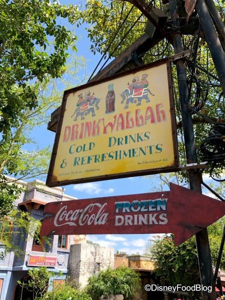 Drinkwallah has reopened