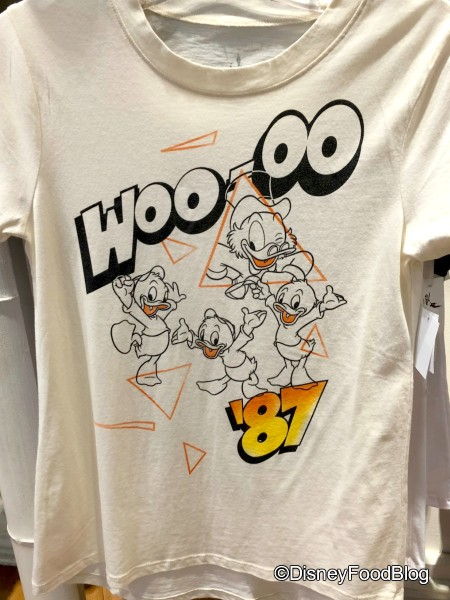 Duck Tales Tee at Tren-D