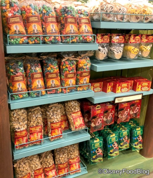 Lion King Treats available at various locations