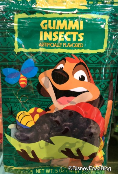 Gummi Insects
