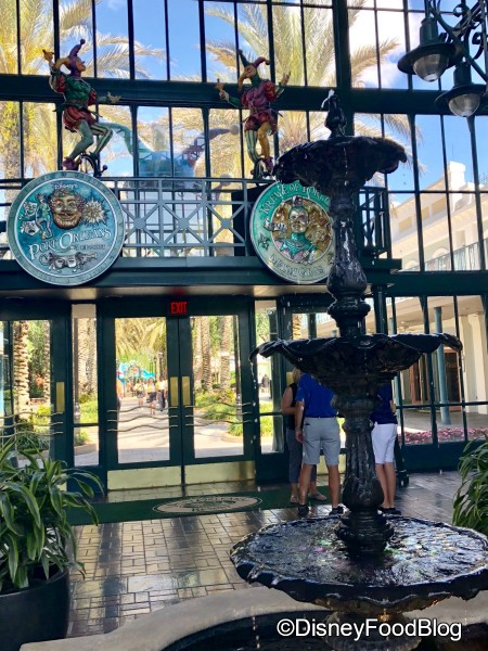 Port Orleans -- French Quarter