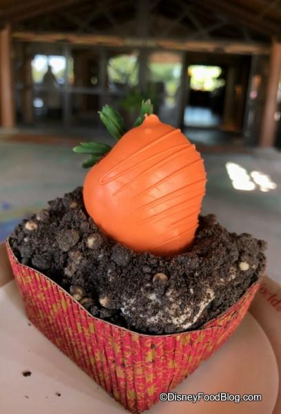 Mara Carrot Cake