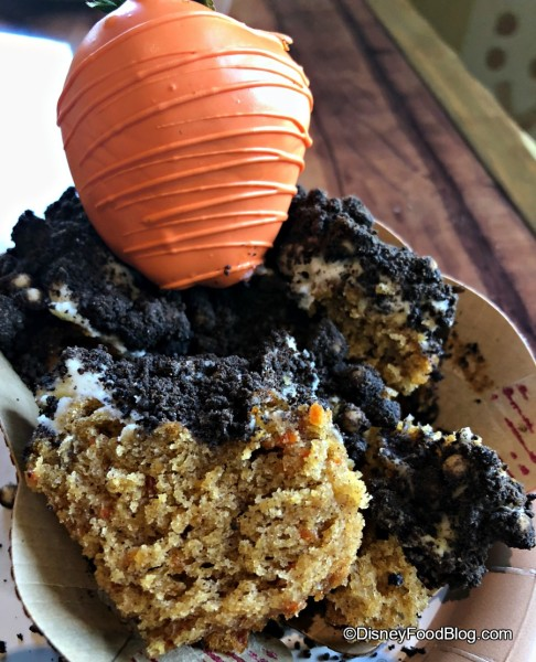 Interior Mara Carrot Cake