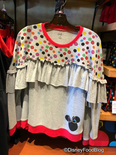 Dots Collection Long Sleeved Shirt