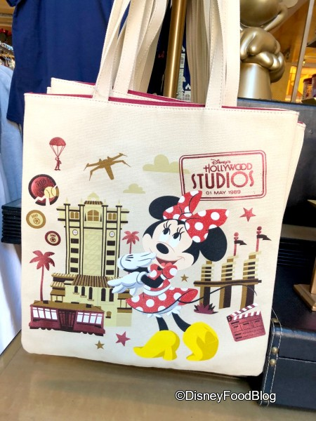 Hollywood Studios Tote Bag