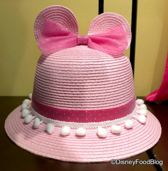 Minnie Straw Hat