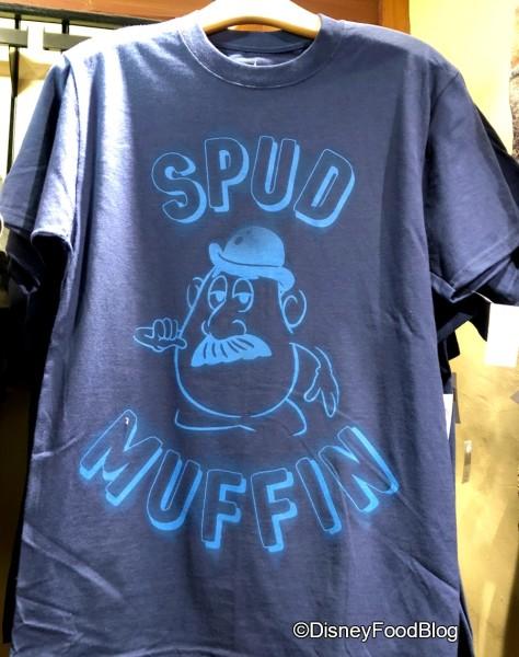 Spud Muffin Tee
