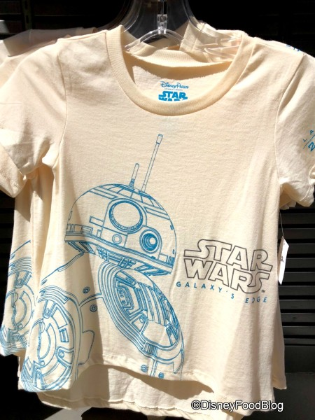 Galaxy's Edge Tee Shirt