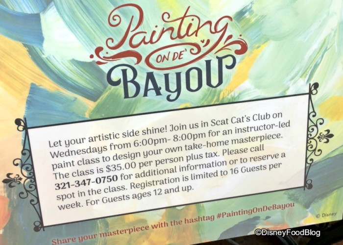 Painting on the Bayou