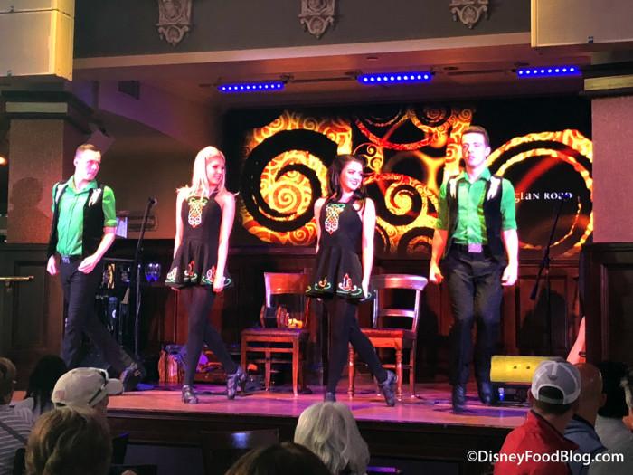 The Raglan Road Irish Dancers are always fun!