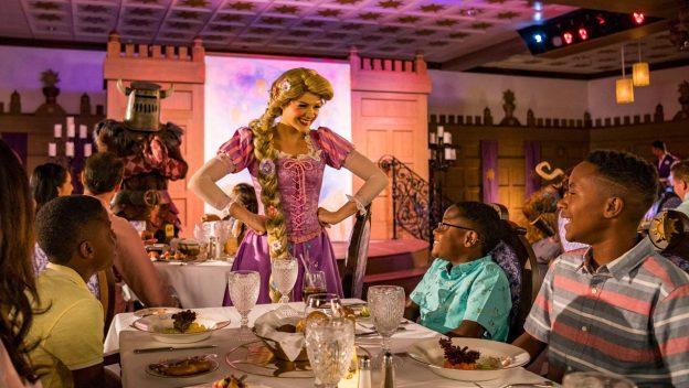 Rapunzel's Royal Table ©Disney