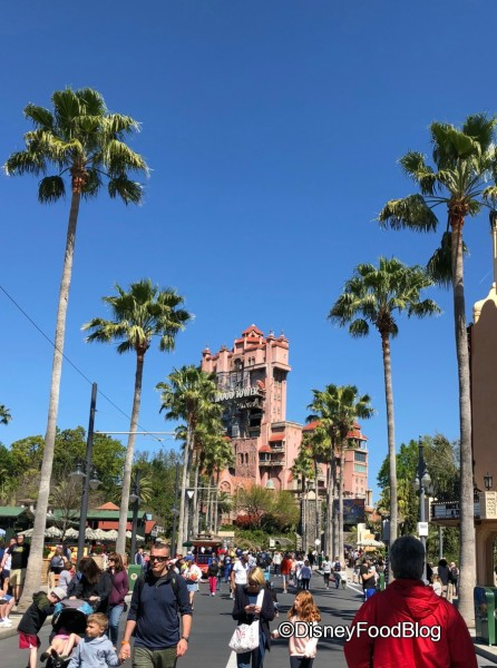 Welcome to Disney's Hollywood Studios!