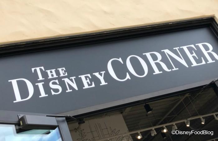 The Disney Corner Store